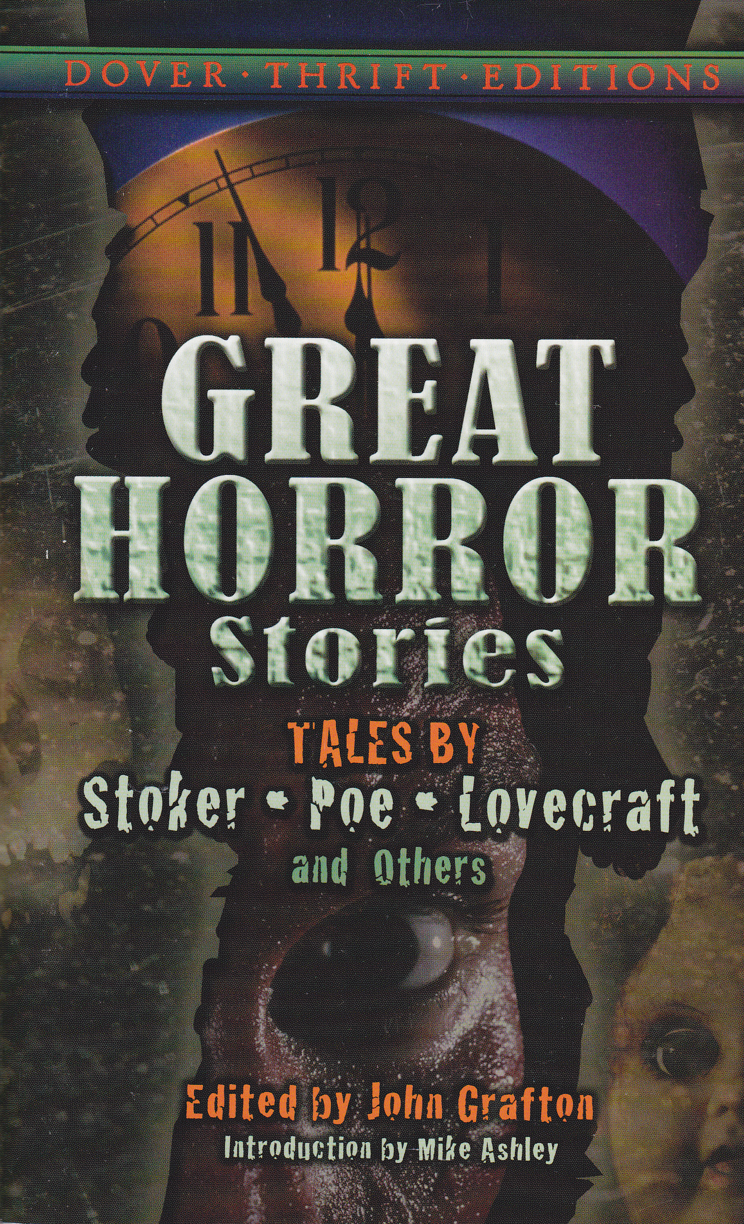Image for Great Horror Stories: Tales by Stoker, Poe, Lovecraft and Others
