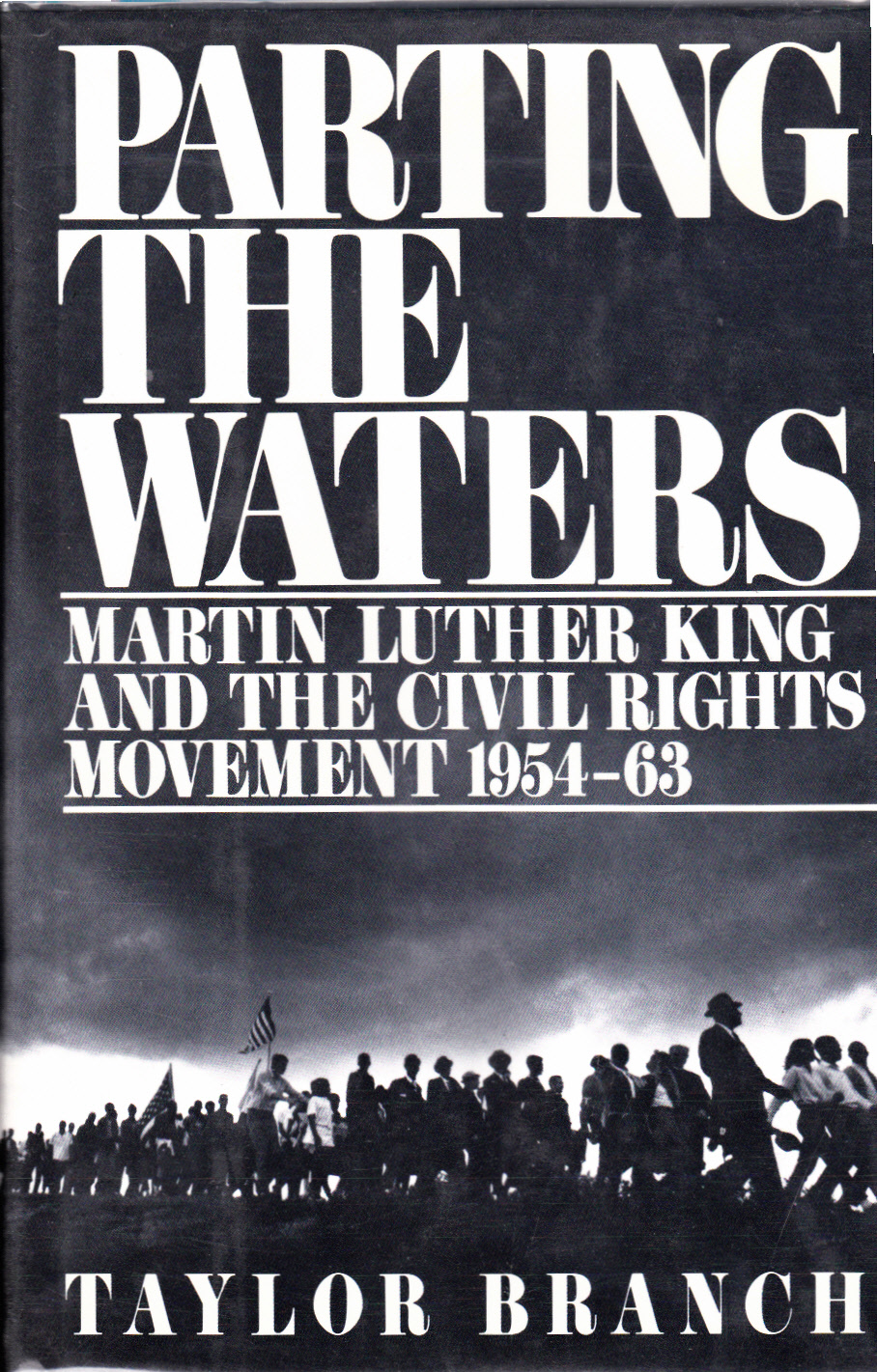 Image for Parting the Waters: Martin Luther King and the Civil Rights Movement, 1954-63