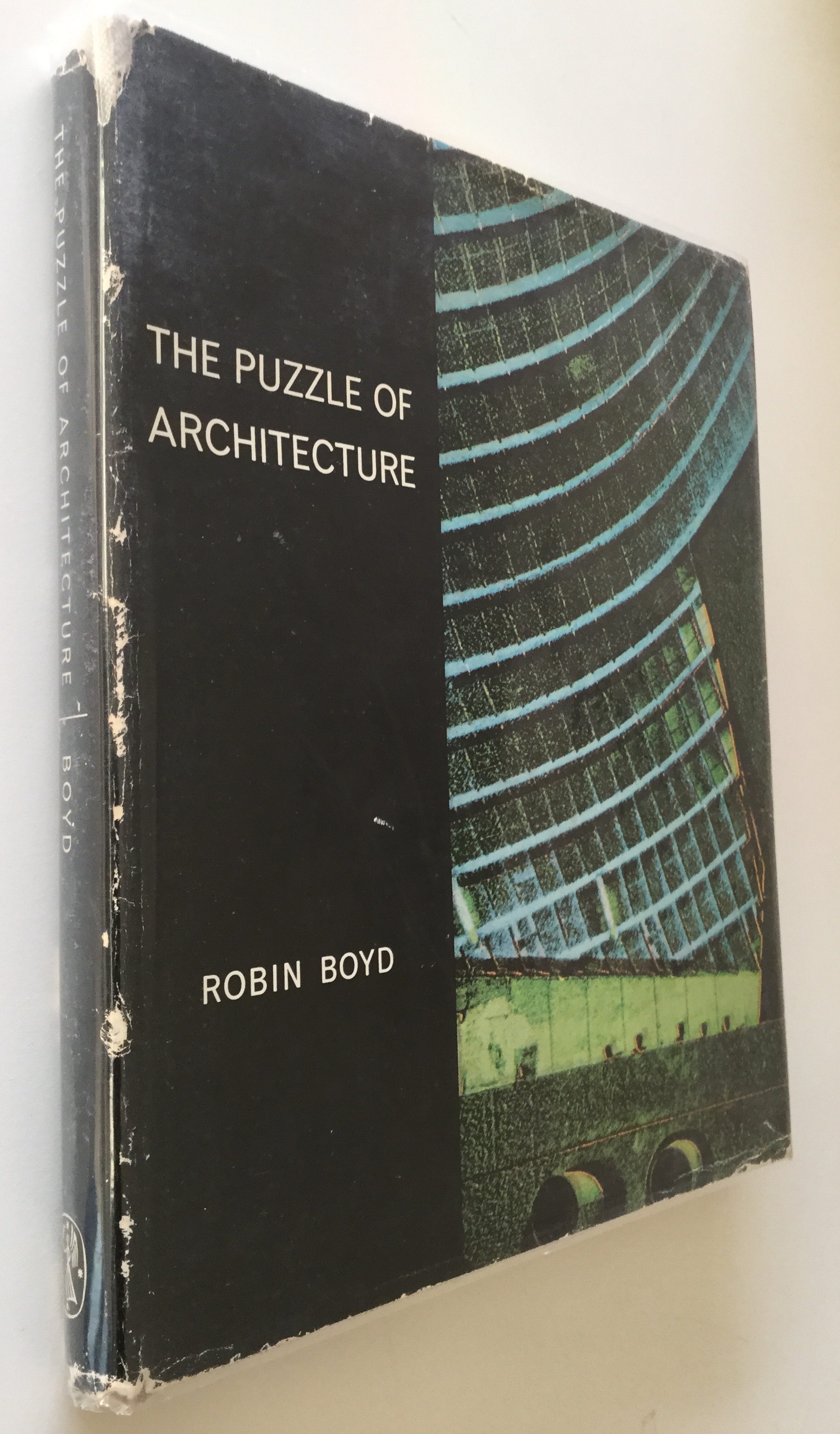 Image for The Puzzle of Architecture
