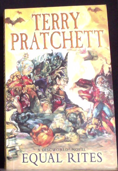 Image for Equal Rites: Discworld Novel 3